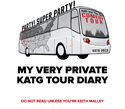 Picture of Keith's Tour Diary
