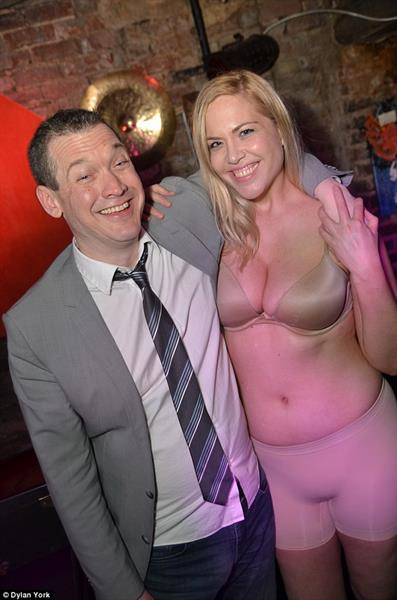 image Stand up comedy topless nyc